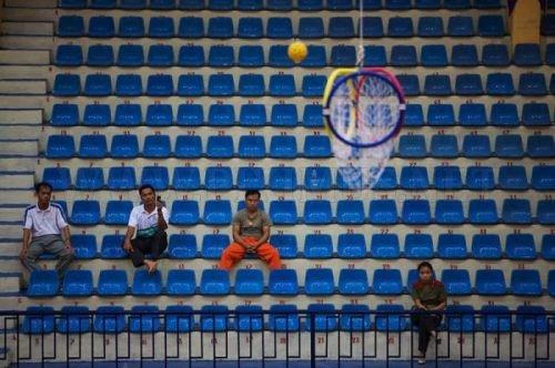 Funny in sport