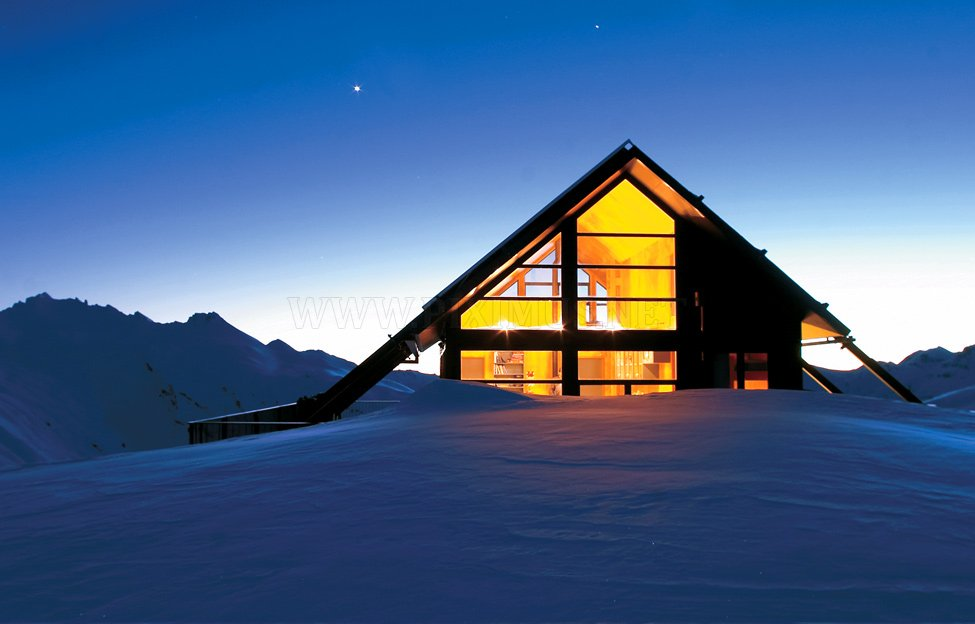 Whare Kea Lodge Hotel In The Southern Alps Of New Zealand Others