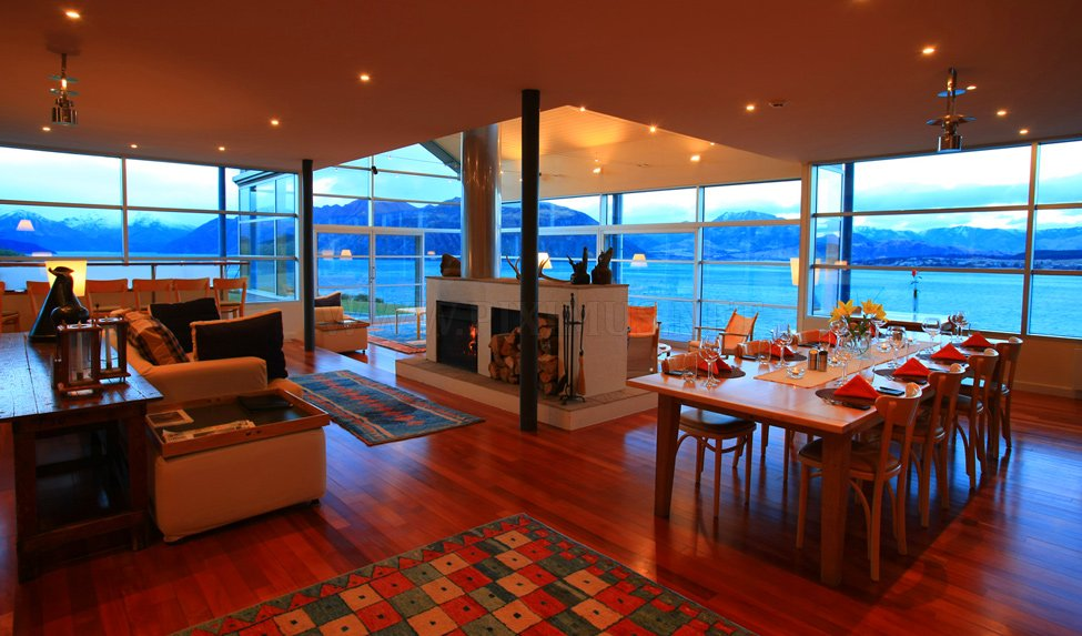 Whare Kea Lodge - Hotel in the Southern Alps of New Zealand