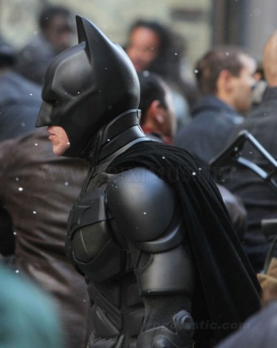Photos from the Set of The Dark Knight Rises