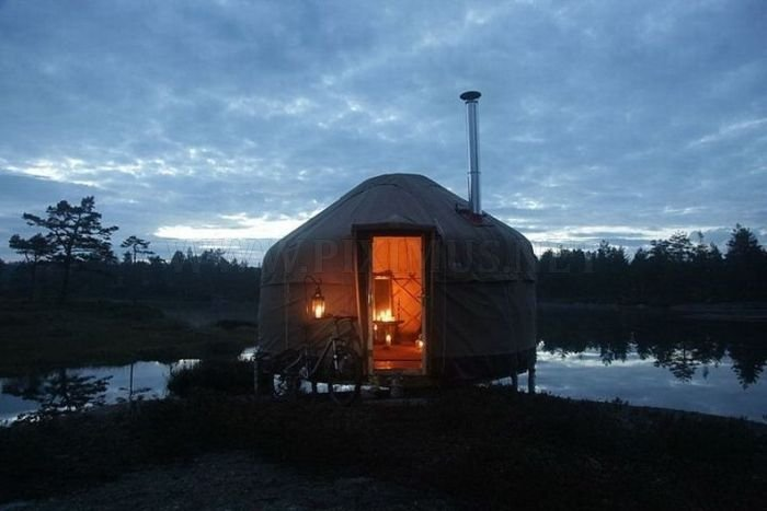 Canvas Hotel in Norway