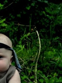 Baby Recreates Classic Movie Scenes