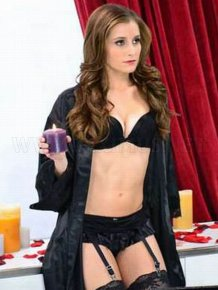 Candace Bailey's Lingerie Sexiness