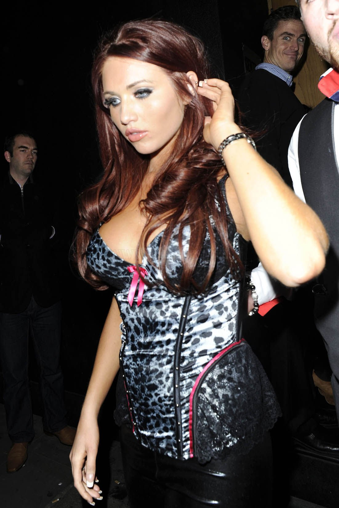 Big Breasted Amy Childs
