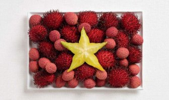 Tasty flags of the world