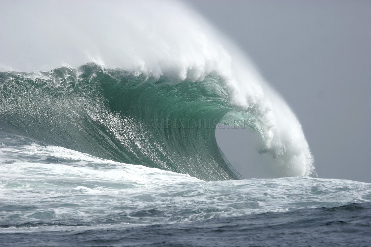 The Largest Waves Ever