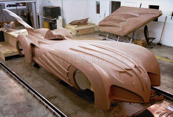 Batmobile Replica