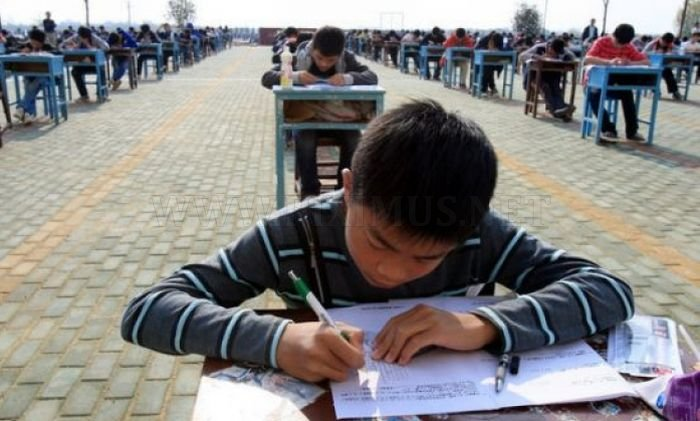 How They Fight Cheating in Chinese Schools