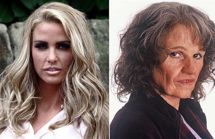 When Celebs Look Old in the Movies