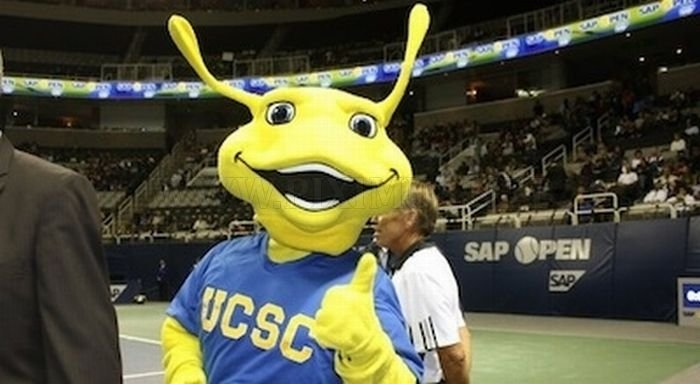 The Most Unusual College Mascots
