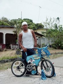 Pimped out Bikes in Panama