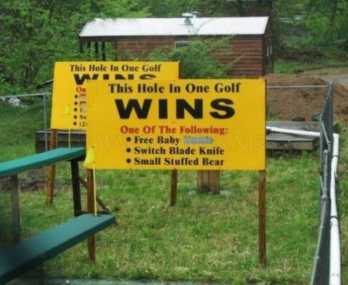 Funny Sign Fails , part 3