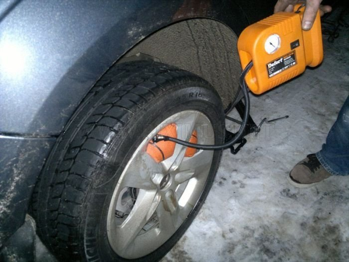 How To Remove a Wheel