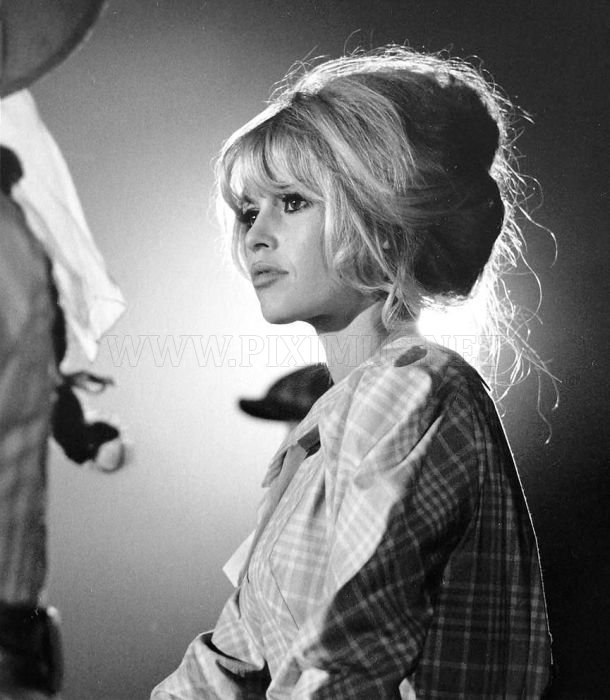 Brigitte Bardot Then and Now
