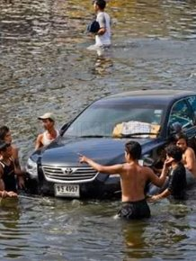 Thai Flood Hacks