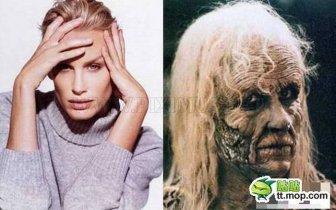 Scary Movie Make-Ups