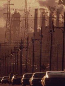 Eco crisis in America in the '70s