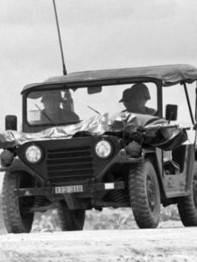 Jeeps of the US Army