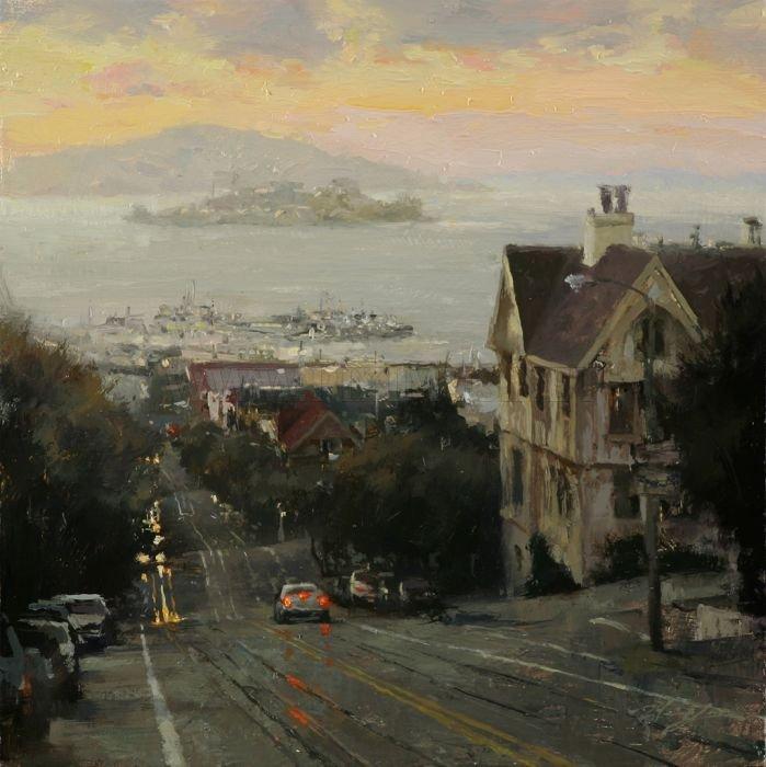 San Francisco by Hsin-Yao Tseng