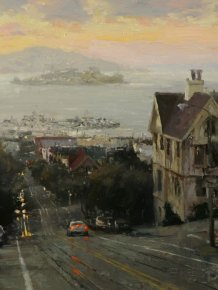 San Francisco by Hsin-Yao Tseng