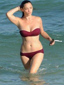 Sexy Jessica Sutta in a Bikini
