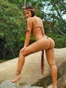 Sexy Pocahontas Chicks