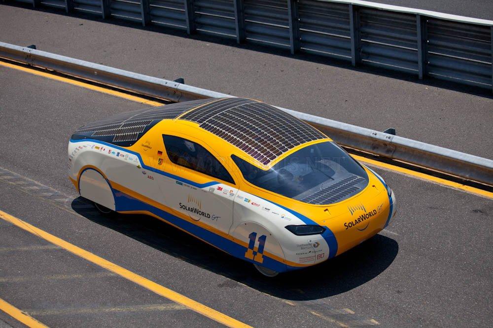 Solar Cars Vehicles