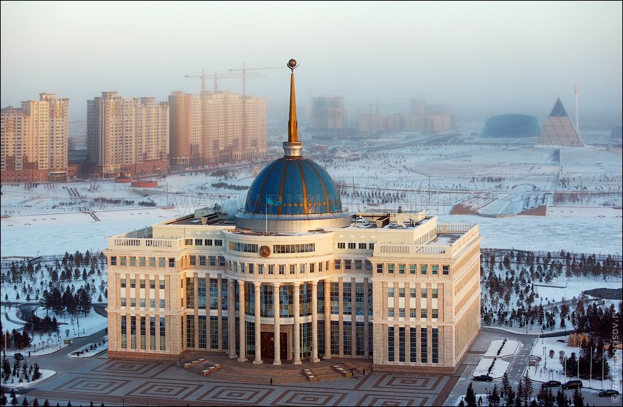Astana - the capital of Kazakhstan
