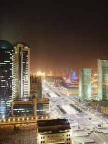 Astana - the capital of Kazakhstan