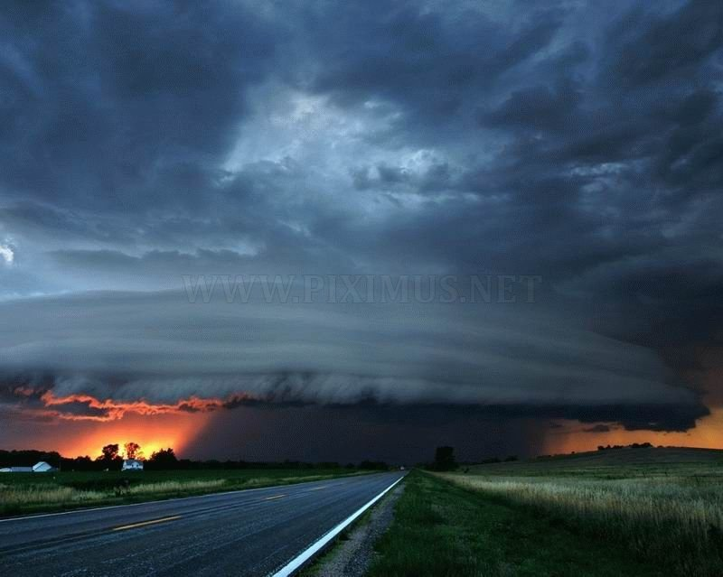 Beauty of Tornados and Hurricanes