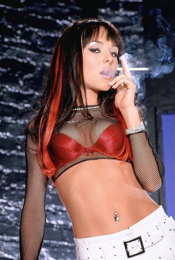 Smokin' hotties