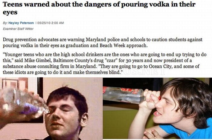 Crazy Things Kids Today Are Actually Doing