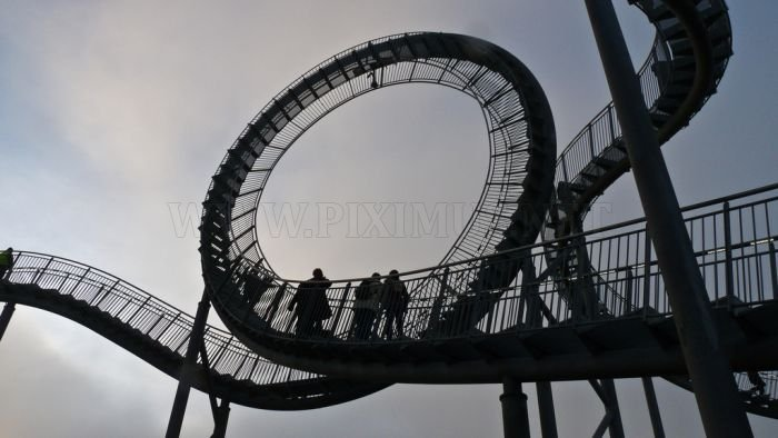 Tiger And Turtle Magic Mountain The Walkable