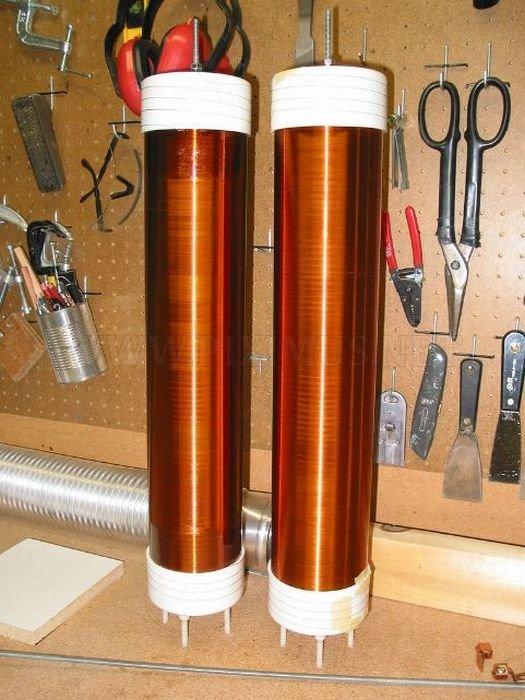 Twin Coils