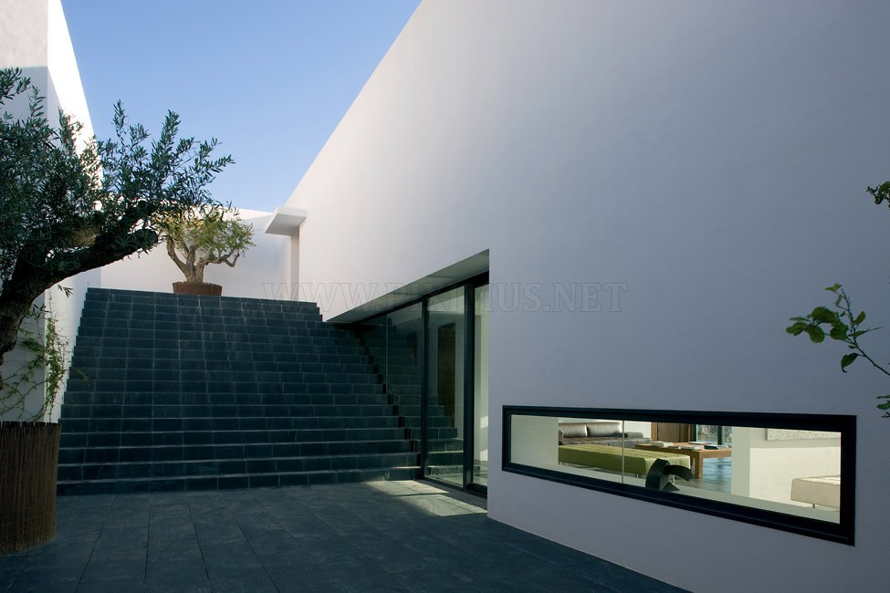 Villa AIBS in the Balearic Islands