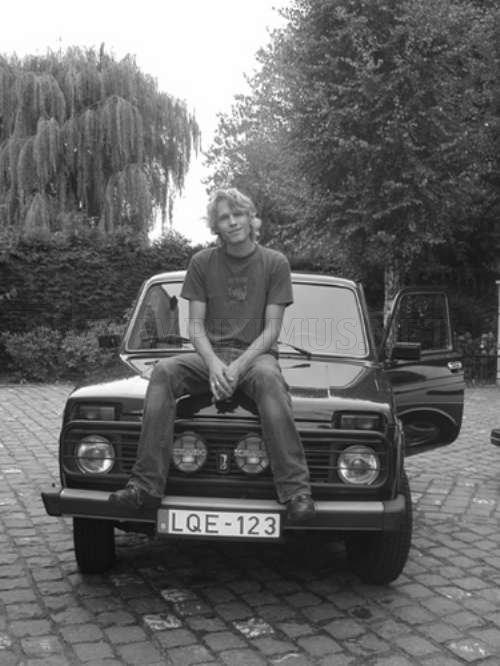 Russian Monster - Lada Niva