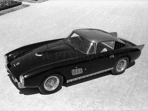 Sergio Scaglietti - Ferrari Legend
