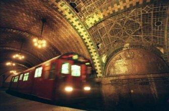 Old Photos of New York Subway
