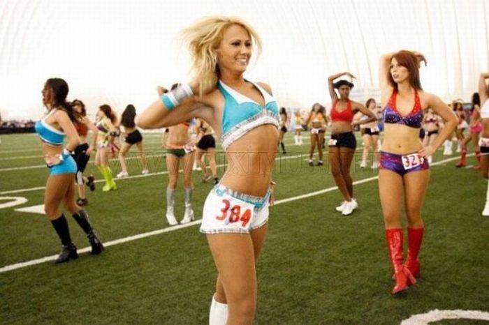 Houston Texans Cheerleaders' 87