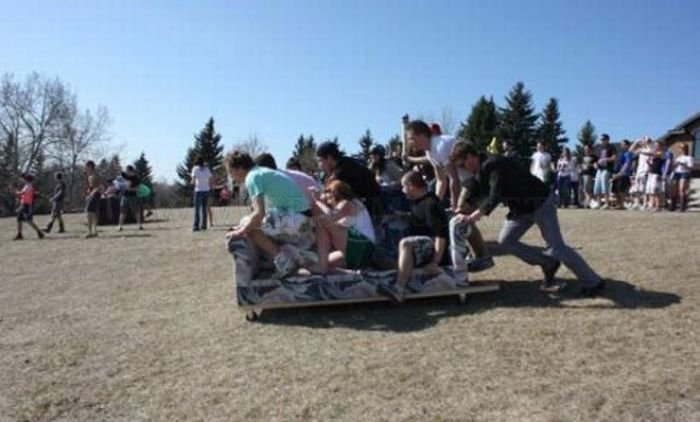 Fun Times in College