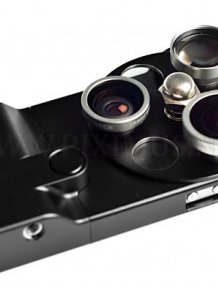 iPhone optics