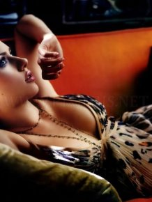 The Sexiest Pictures of Scarlett Johansson