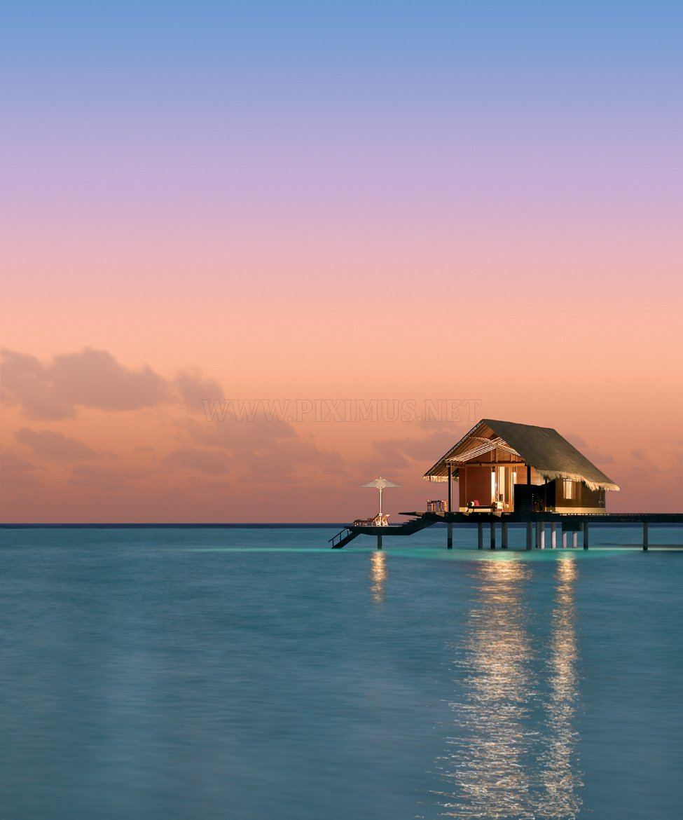 Hotel One and Only Reethi Rah, Maldives