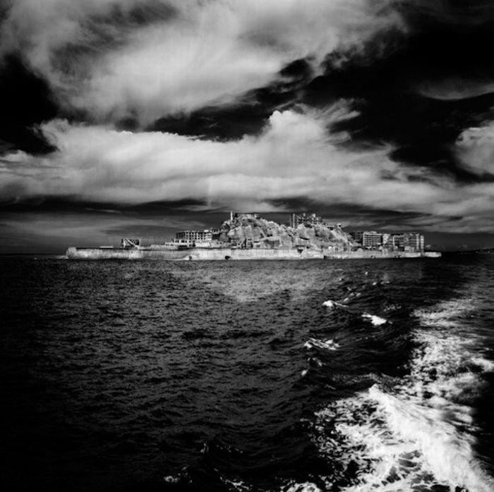 Hashima Island. Japan's Ghost Island