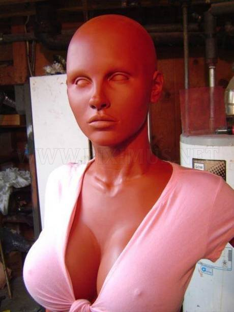 Pamela Anderson doll