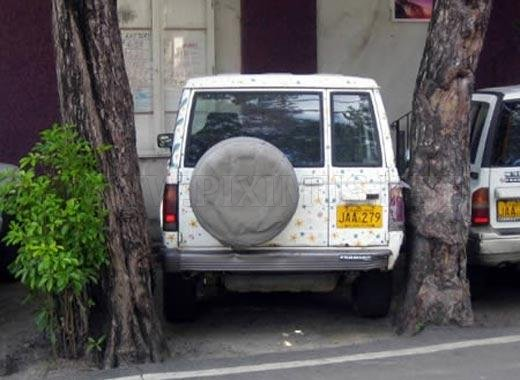 Parking Fails, part 2