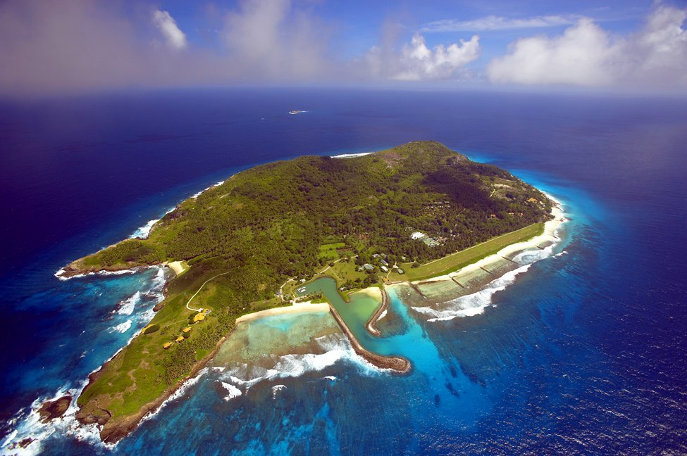 Frégate Island Private in the Seychelles