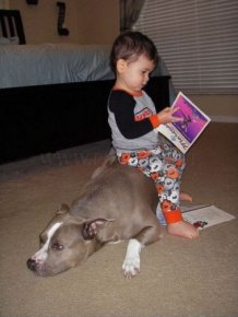 Best Friends - Kids and Pets