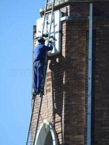 Crazy City Workers in South Africa