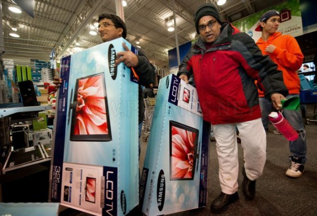 Black Friday 2011, part 2011